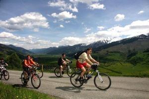 gasthof kroell biken im sommer